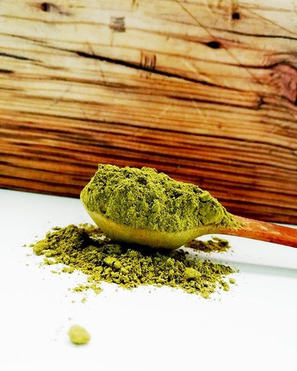 Maeng Da green kratom zelený