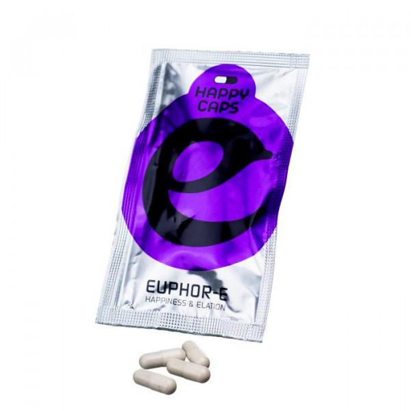EUPHOR-E - Energetické kapsle