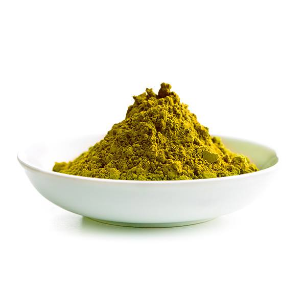 zlatý kratom - gold kratom - yellow