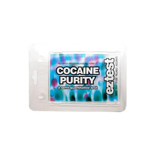 EZ Test Cocaine Purity 1ks