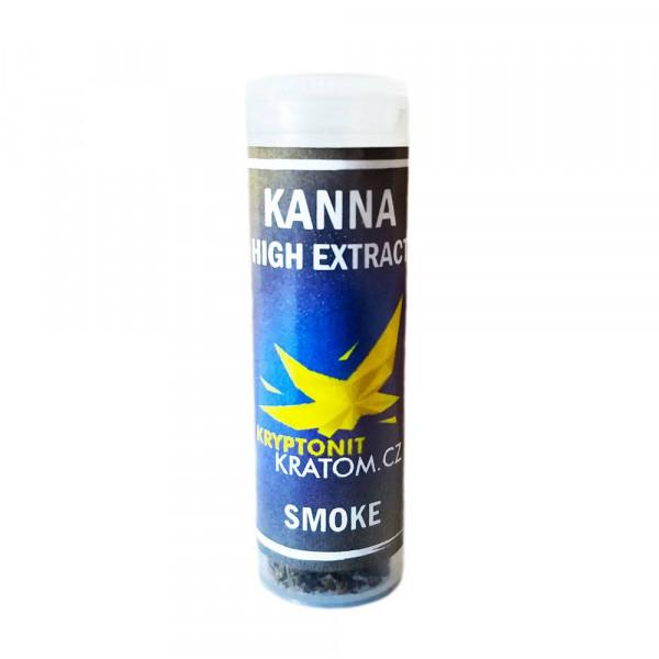 KANNA (SCELETIUM TORTUOSUM) EXTRAKT SMOKE – KRYPTONIT-KRATOM.CZ™