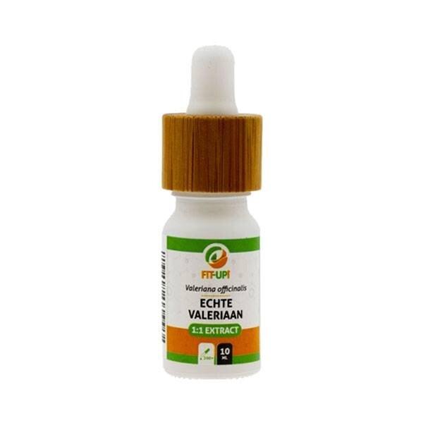 Echte valeriaan (Valeriana officinalis) 1:1 extrakt - tinktura - 10 ml