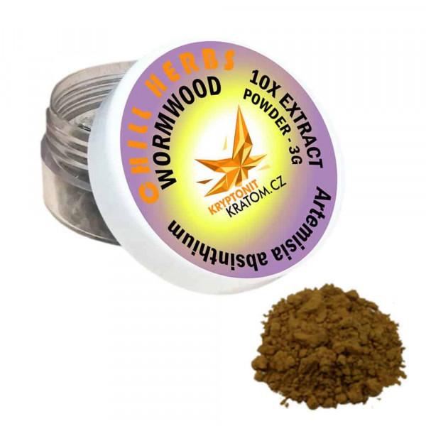Absinthe wormwood (Artemisia absinthium) - extrakt 10x