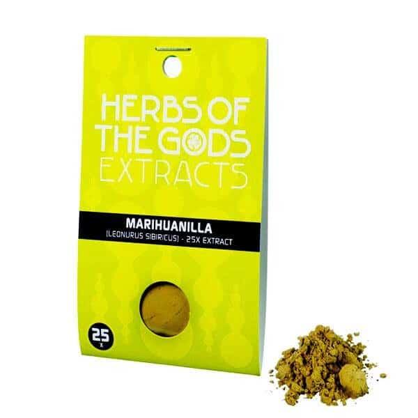 Marihuanilla (leonurus sibiricus) - extrakt 25x