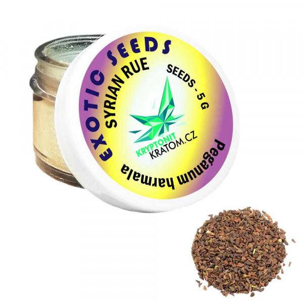 Syrská routa (Peganum harmala) seeds 5 g - KRYPTONIT-KRATOM.CZ™