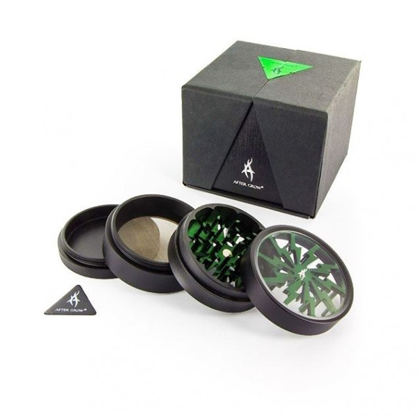 THORINDER - luxusní drtička - zelená
