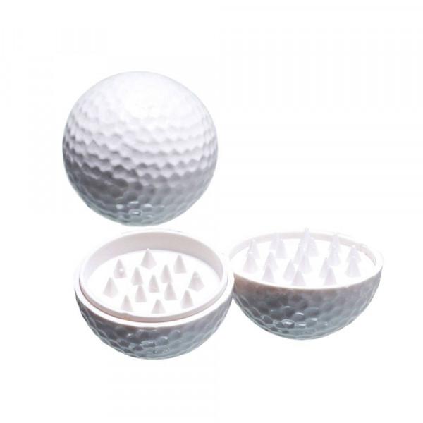 Plastová drtička golfový míček - 2 části