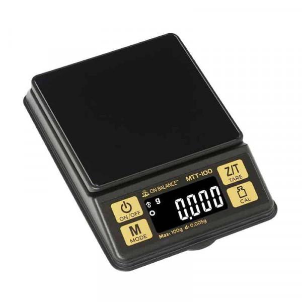 Digitální váha - On Balance - 100g / 0.005g