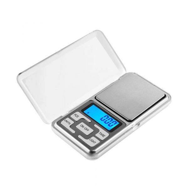 Kapesní digitální váha - POCKET SCALE - 200g / 0.01g