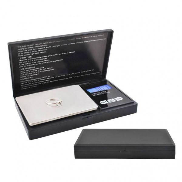 Kapesní digitální váha - PROFI MINI - 200g / 0,01g