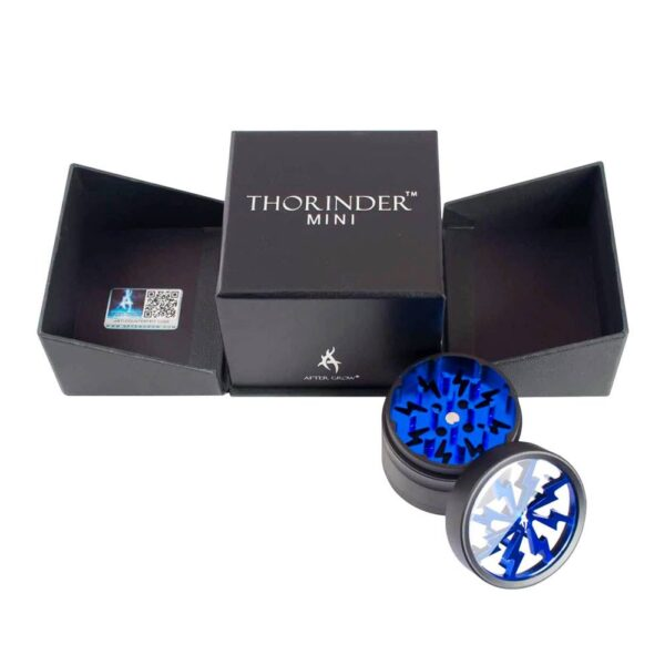 THORINDER - luxusní drtička - modrá