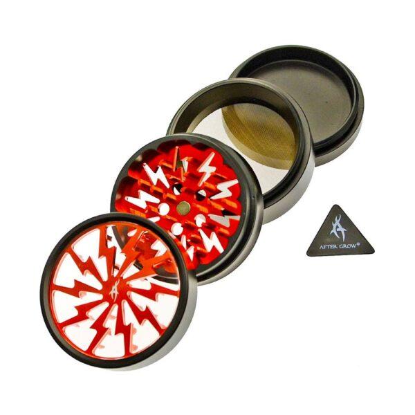 THORINDER drtička - oranžová - 50 mm - 4 části