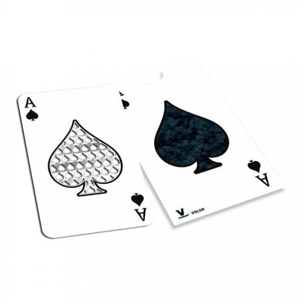 Drtící / Katrovací karta - Pikové eso