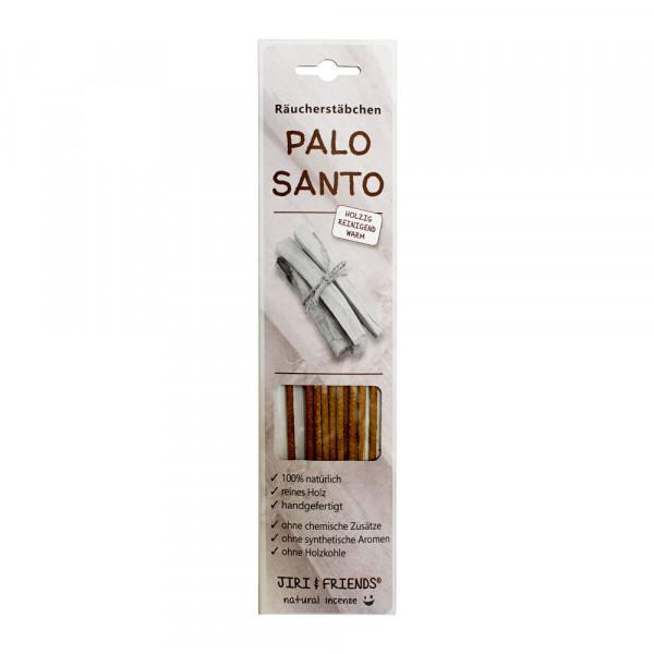 Palo Santo (Bursea graveolens) - vonné tyčinky - 15 ks